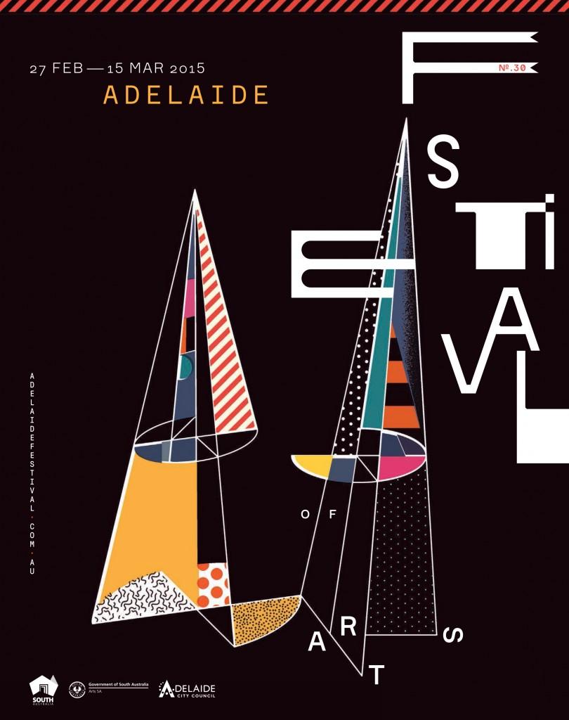 Adelaide Festival of Arts 2015 Poster